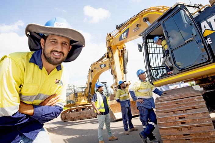 Excavation contract